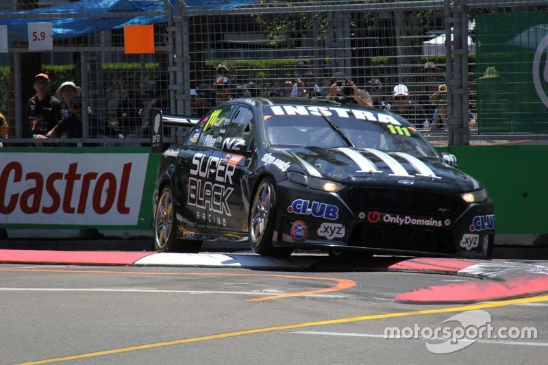 Chris Pither Super Black Racing Ford At Homebush