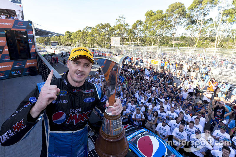 V8 Supercars: Mark Winterbottom (Australië)