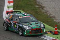 Robert Consani and Maxime Vilmot, Citroën DS3