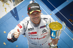 Podium: race winner Sébastien Loeb, Citroën C-Elysée WTCC, Citroën World Touring Car team