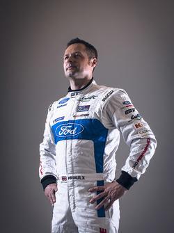 Andy Priaulx, Chip Ganassi Racing