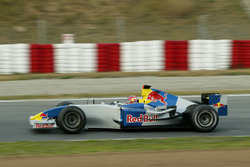 Vitantonio Liuzzi, Red Bull Racing
