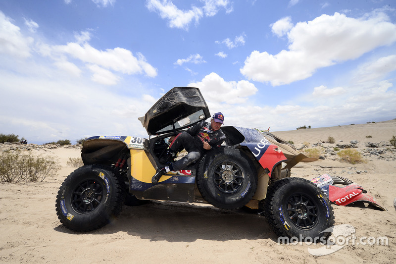 5. #303 Peugeot: Carlos Sainz, Lucas Cruz