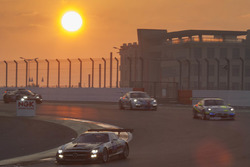 #10 Hofor-Racing Mercedes SLS AMG GT3: Christiaan Frankenhout, Kenneth Heyer, Roland Eggimann, Chantal Kroll, Michael Kroll