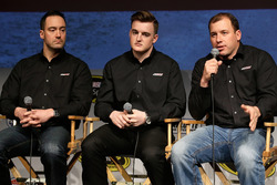 Paul Menard, Ty Dillon, Ryan Newman, Team Richard Childress Racing