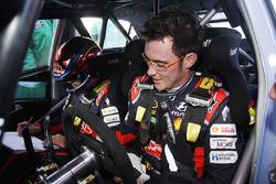 蒂耶里·诺伊维尔、尼古拉斯·吉尔索尔,现代i20 WRC,现代车队