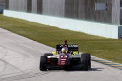 #12 Juncos Racing: Zachary Claman De Melo
