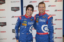 Lance Stroll, Alexander Wurz, Chip Ganassi Racing