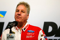 NASCAR Sprint Cup Photos - Len Wood, Wood Brothers Racing