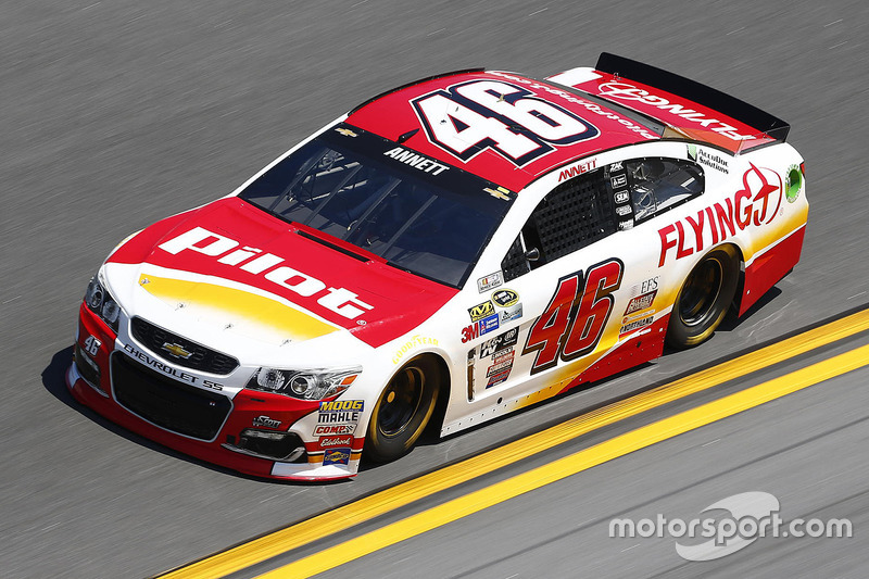Startplatz 22: Michael Annett (HScott-Chevrolet)