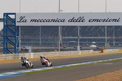Markus Reiterberger, Althea BMW Team and Nicky Hayden, Honda WSBK Team