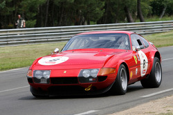 #8 Ferrari 365 GTB4 Gr.4 1971:Arnold Meier