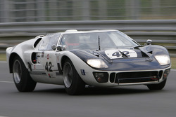 42-Lecou, Barge, Sarrazin-Ford GT40 1965