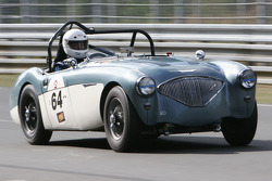 64-Thorne, Todd-Austin Healey 100 M 1955