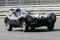 12-Neumark, Griffiths-Jaguar Type D 1954