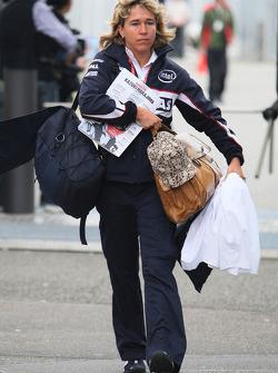 BMW Sauber F1 Team, team member