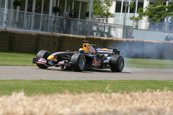 Sebastian Buemi, 2005 Red Bull Cosworth RB1