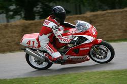 Terry Rymer, 1990 Yamaha OW01