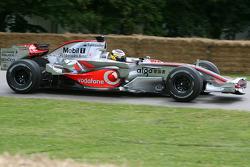 Pedro de la Rosa, 2007 McLaren Mercedes MP4/22