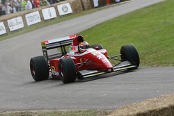 Adam Reece, 1993 Ferrari F93A (ex Jean Alesi)
