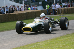 1967 Lotus-Cosworth 49 (ex Graham Hill)