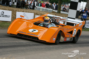 Michael Dunkel, 1972 McLaren Chevrolet M8F