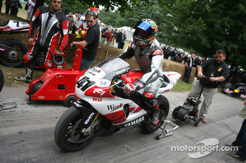 Troy Corser, 2000 Yamaha YZF R7 (ex Nori Haga)