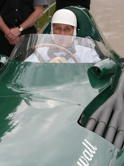 Stirling Moss, 1958 Vanwall