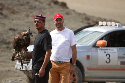 Adel Abdulla and Norbert Lutteri