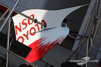 Toyota F1 Team, bodywork