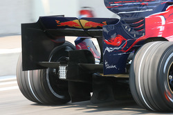 Diffuser Feature, Scuderia Toro Rosso
