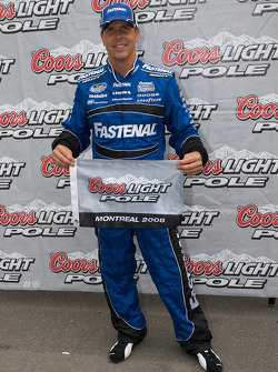 Pole winner Scott Pruett