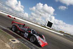 #33 Speedy Racing Team Sebah Lola B08/80 Coupé - Judd: Andrea Belicchi, Xavier Pompidou, Steve Zacchia