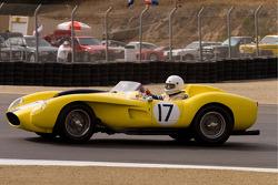 Anthony Wang, 1958 Ferrari 250 TR