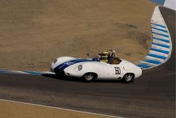 Michael Silverman, 1959 Lister-Jaguar