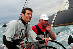 Red Bull Racing and Scuderia Toro Rosso, sailing trip, Mark Webber, Red Bull Racing