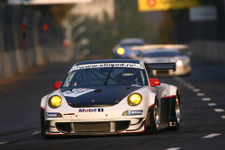 #61 Prospeed Competition Porsche 997 GT3 RSR: Emmanuel Collard, Richard Westbrook
