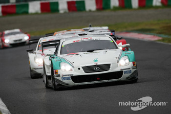 #36 Petronas Tom'S SC430: Juichi Wakisaka, Andre Lotterer, Carlo Van Dam