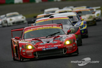 #95 Lightning Mcqueen apr MR-S: Kazuya Oshima, Keisuke Kunimoto, Yuya Sakamoto
