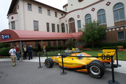 Detroit Grand Prix media lunch at the Detroit Yacht Club