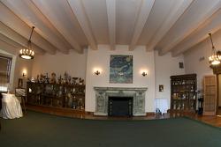 Inside the Detroit Yacht Club