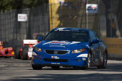 Pace car out during a full course yellow