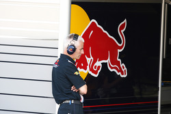 Geoff Willis, Red Bull Racing, Technical Director