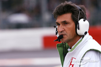 Jacky Eeckelaert, Honda Racing F1 Team, Chief Engineer ? Advanced Research Programmes