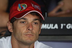 FIA press conference: Giancarlo Fisichella, Force India F1 Team