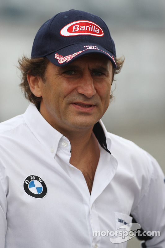 Alex Zanardi, BMW Team Italy-Spain, WTCC