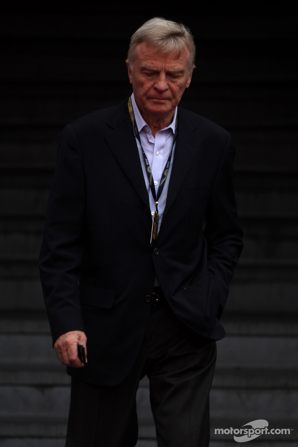 Max Mosley, FIA President