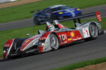 #1 Audi Sport Team Joest Audi R10 TDI: Allan McNish, Rinaldo Capello