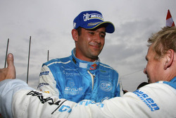 Race winner Karl Wendlinger