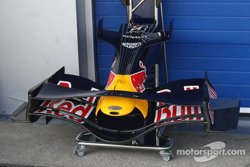 Red Bull Racing RB4 von 2008